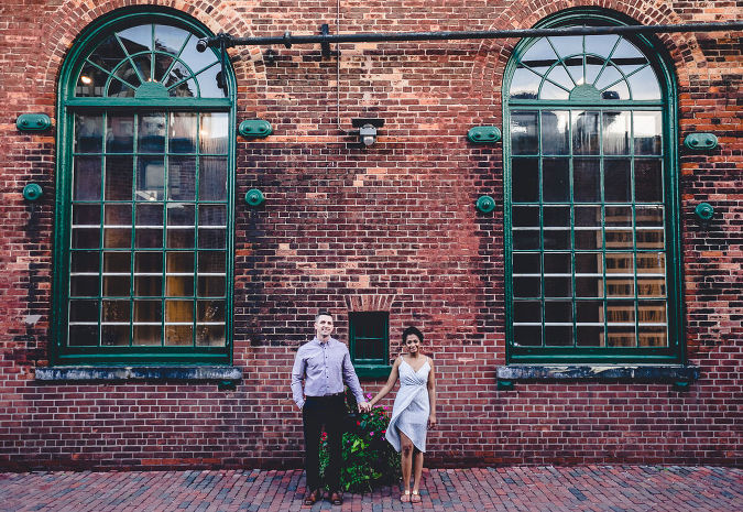 Distillery District photographer