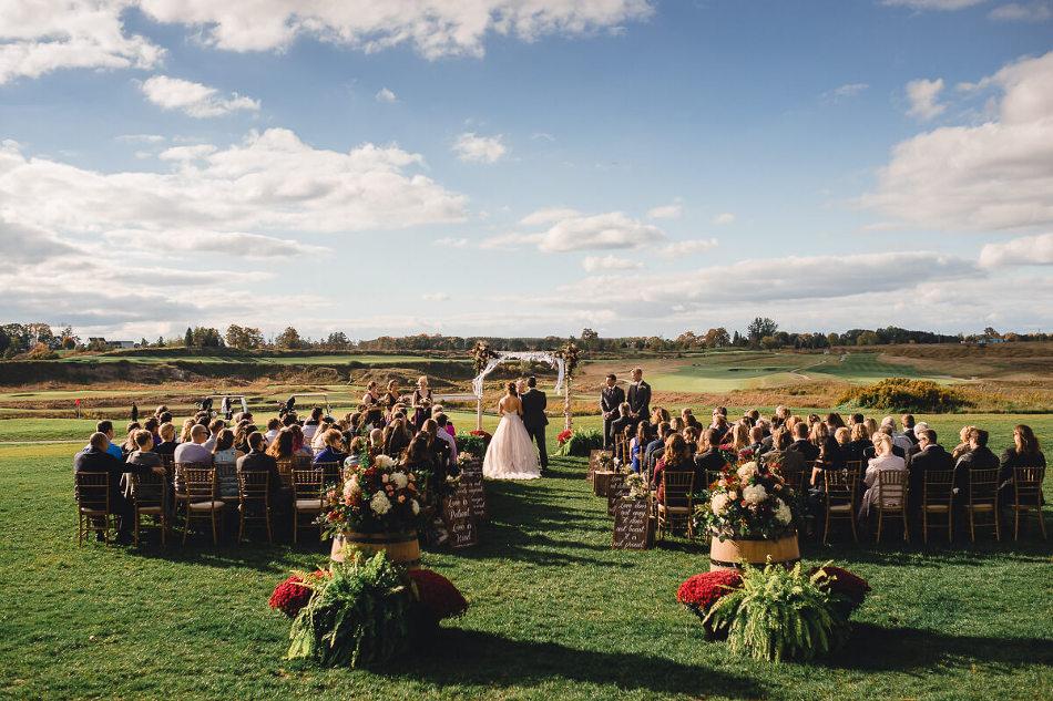 Wyndance Golf Club wedding