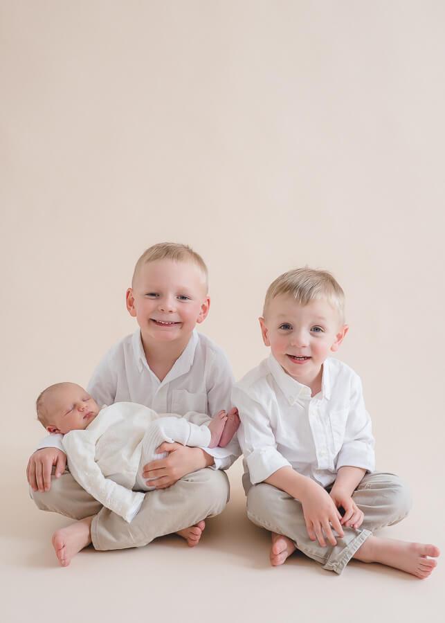 Newborn Photographer Ajax