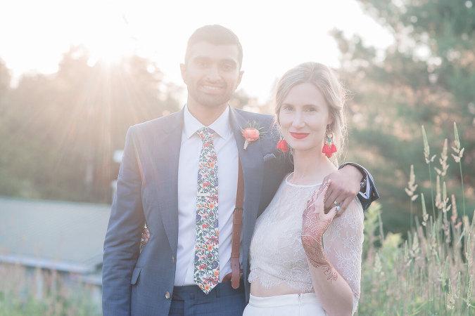 Wedding photographer Muskoka