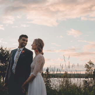 Wedding photographer Muskoka