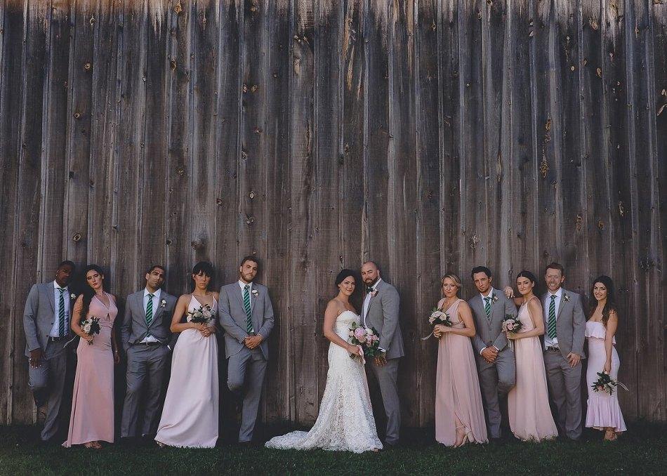 Markham Museum wedding