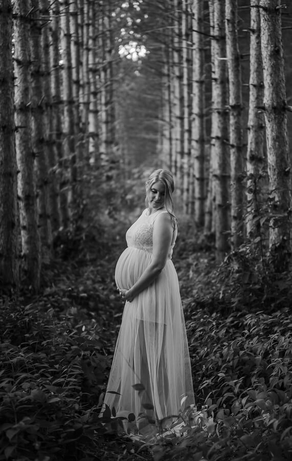 Ajax maternity photographer