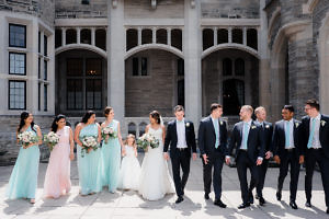 Casa Loma wedding photographer