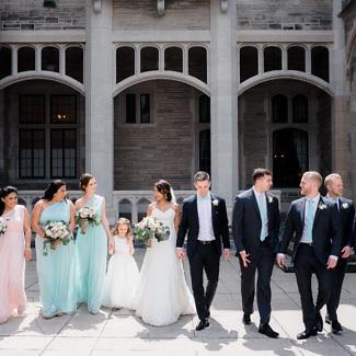 Casa Loma wedding photographer
