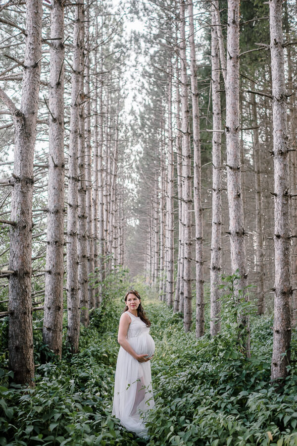 Maternity photographer Ajax