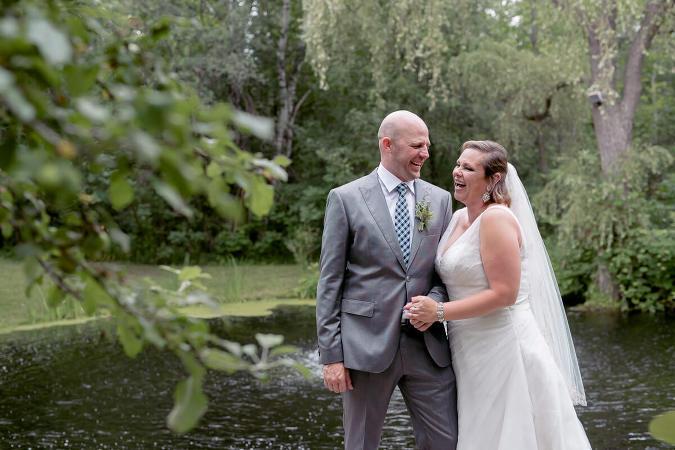 Uxbridge wedding