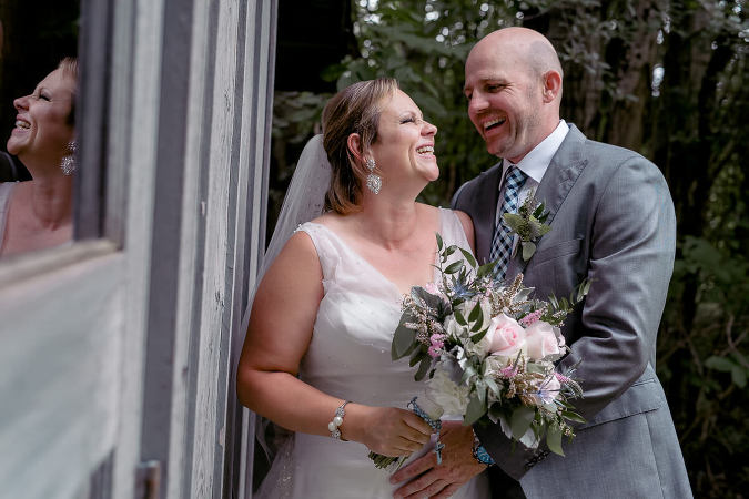 Uxbridge wedding photographer