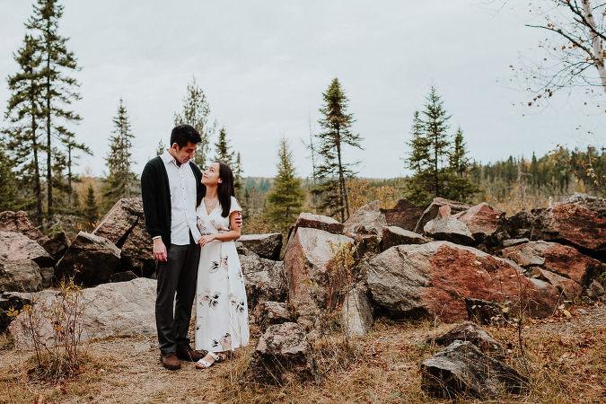 Algonquin Park Wedding