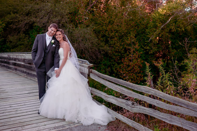 Pickering wedding photographer