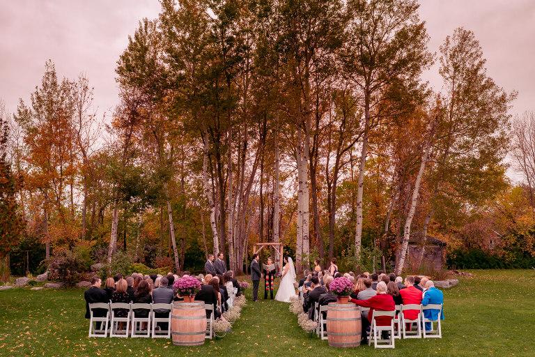 Holland Marsh Winery Wedding