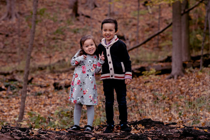 Pickering family photographer