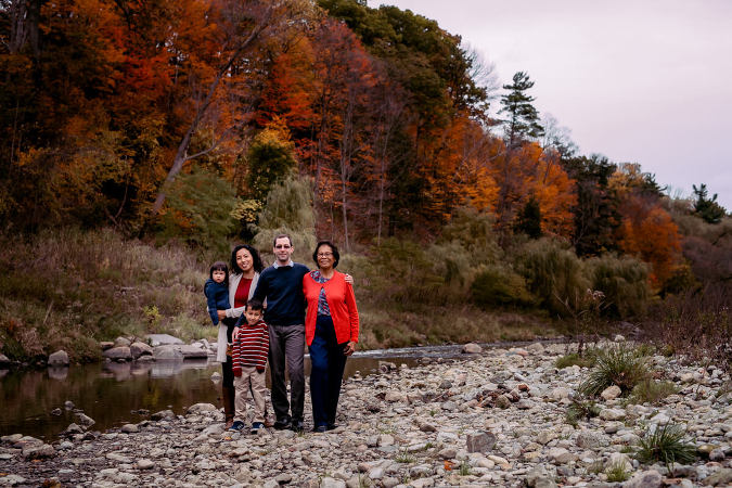 Family photographer Scarborough