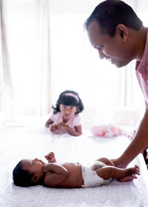 Ajax newborn photographer